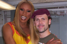 RuPaul wished the revellers of Limerick a very happy Pride