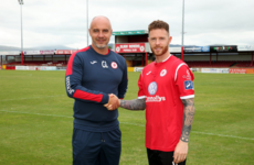 Limerick native Lynch swaps the States for the Showgrounds as he re-joins Sligo