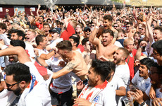 Irish fans should think twice before sneering at England World Cup hype