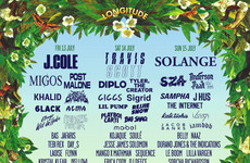 Longitude released their stage times for this weekend and people aren't happy about the clashing