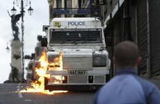 Shots fired at police officers in Derry as violence flares before Orange marches