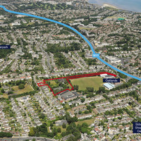 Two green sites on either side of Dublin are going on sale for a combined �28m