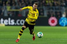 West Ham snap up Dortmund winger Yarmolenko in £17.5m deal