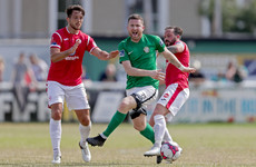 More departures at crisis-stricken Bray as Dubliner Craig Walsh ends short stay