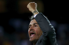 Luis Enrique excited by Spain challenge but 'will not change' for critics