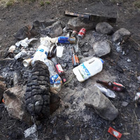 'A minority spoiling it for everyone': Increase in rubbish left in Dublin and Wicklow mountains during hot spell