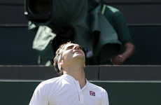 Roger Federer suffers shock defeat in Wimbledon quarter-final after five-set thriller
