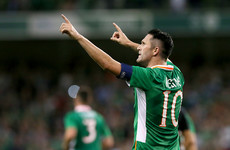 'I would take Robbie Keane all day long on my coaching staff'