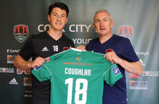 Cork City bolster squad with the signing of Bray forward Coughlan