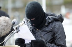 Six arrested after Real IRA threats at 1916 commemoration