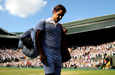 Federer bemoans missed chances as Wimbledon defence ends in disappointment