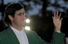 In the Swing: All hail Bubba