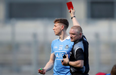 Dublin's Small to miss opening Super 8s tie after Leinster final red card upheld in hearing