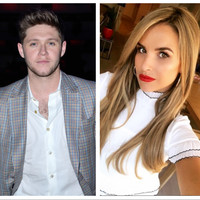 Vogue Williams and Niall Horan did the 'ask me a question' Instagram challenge