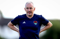 Cork City boss John Caulfield slapped with his second ban of the season