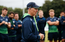 Optimism abounds as Connacht reboot for the new Friend era