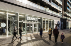 A Dunnes Stores 'retail transformation' project in south Dublin has hit a snag