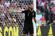 Rui Patricio's move to promoted Wolves to face Fifa scrutiny as Sporting claim €58m