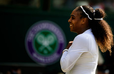 'It's crazy': Serena shocked to reach Wimbledon final 10 months after giving birth