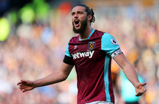 More injury woe for Andy Carroll as West Ham confirm pre-season setback