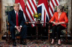 Trump denies criticising Theresa May in interview with The Sun newspaper