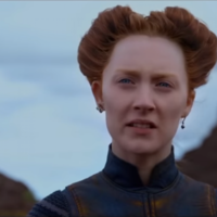 The jury is out on Saoirse Ronan's attempt at a Scottish accent in Mary Queen of Scots