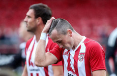 'Total stupidity': Derry chairman disappointed with fans over Europa League boycott