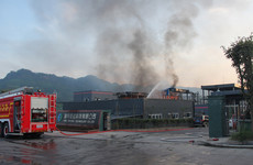 A huge explosion at a Chinese chemical plant has left 19 people dead