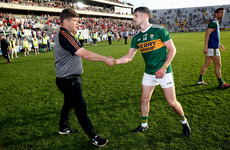 One change for Kerry as Fitzmaurice shows hand for Galway clash