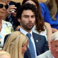 An important investigation into Aidan Turner's lucky Wimbledon tie