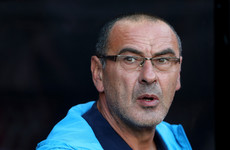 Maurizio Sarri confirmed as new Chelsea manager