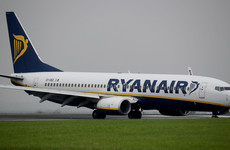 Ryanair flight from Dublin suffers in-flight depressurisation before being diverted