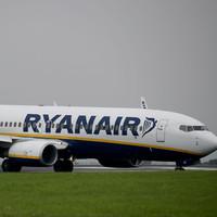 Ryanair flight from Dublin suffers in-flight depressurisation before being diverted