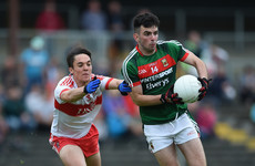 Mayo see off resilient Derry challenge to book All-Ireland U20 football final spot