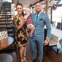 It looks like there's another baby on the way for Conor McGregor and Dee Devlin