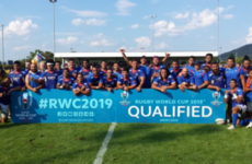 Samoa beat Germany to secure place in Ireland's World Cup pool