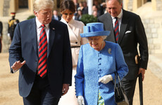 Donald Trump says Queen Elizabeth told him that Brexit 'is a very complex problem'