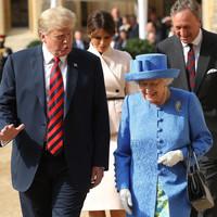 Donald Trump says Queen Elizabeth told him that Brexit 'is a very complex problem'