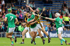 Brilliant Limerick survive late Kilkenny fightback to book All-Ireland semi-final place