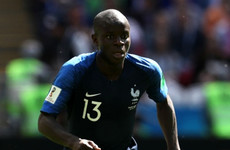 N'Golo Kante 'has been the best player at the World Cup'