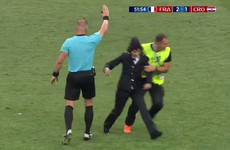 Pussy Riot claim responsibility for World Cup pitch invasion