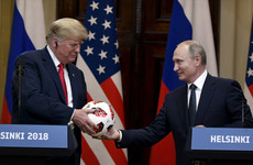 Trump says the US relationship with Russia has changed following his meeting with Putin