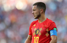 'Hazard may be ready for something different': Belgium boss Martinez fuels Real Madrid rumours