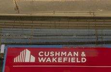 The Irish wing of real estate firm Cushman & Wakefield is splitting from Sherry FitzGerald