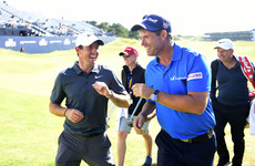'It's got harder' - Harrington backs McIlroy to break four-year Majors drought