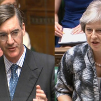 May concedes ground to hardline Brexiteers to avoid Commons defeat