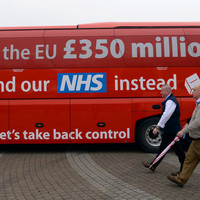 Vote Leave fined and referred to police for 'breaking laws over electoral spending'