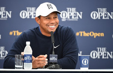 Woods: The Open is my best chance to win another Major
