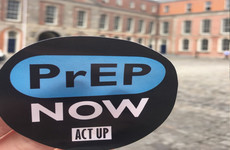 Here's the super important reason why you'll see stickers on Dublin landmarks this week