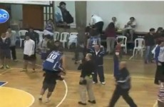 WATCH: This Lebanese basketball player scored 113 points in one game